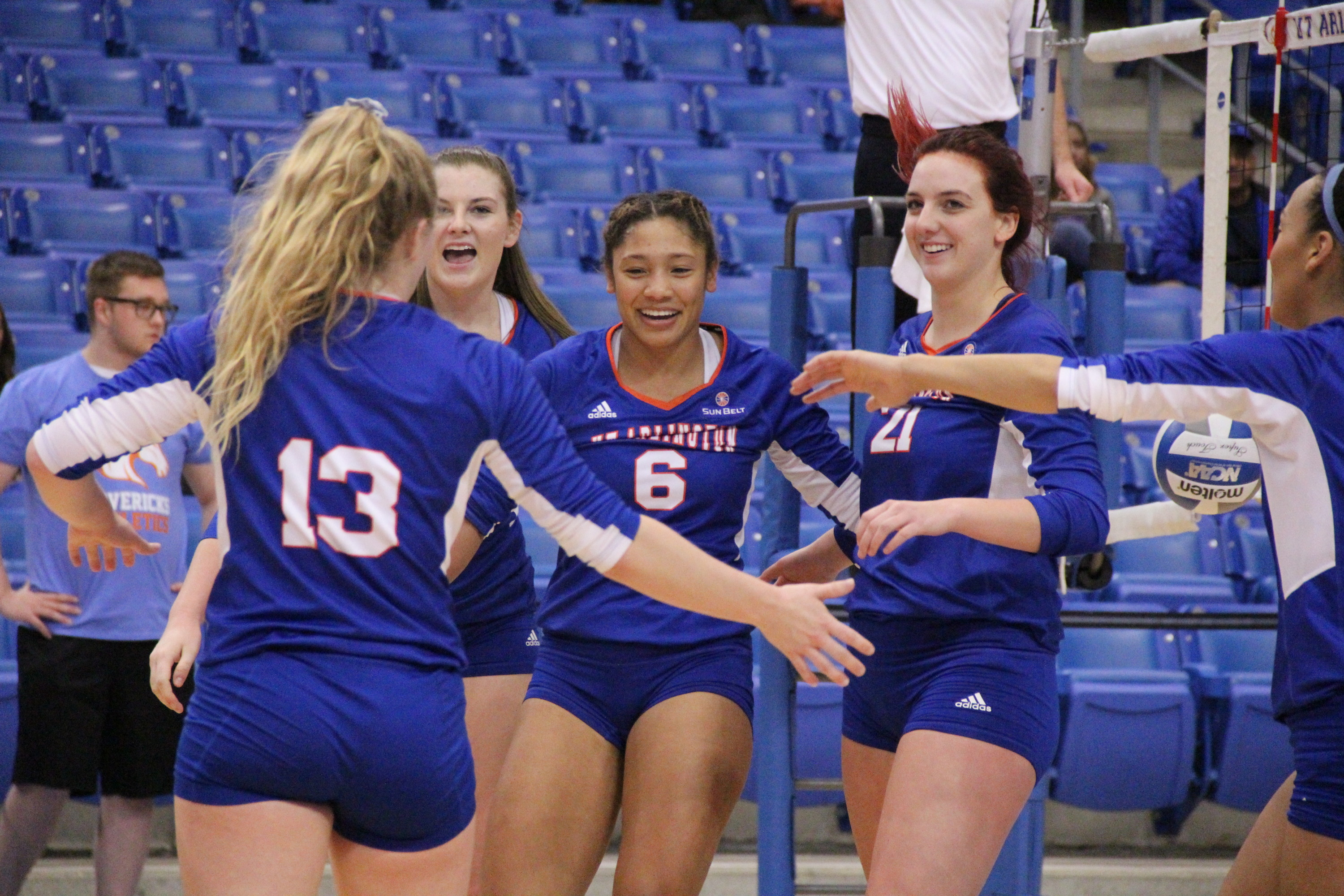 Getting to Know UTA's Newcomers - Townsend - University of