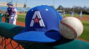 UTA Hat and Baseball