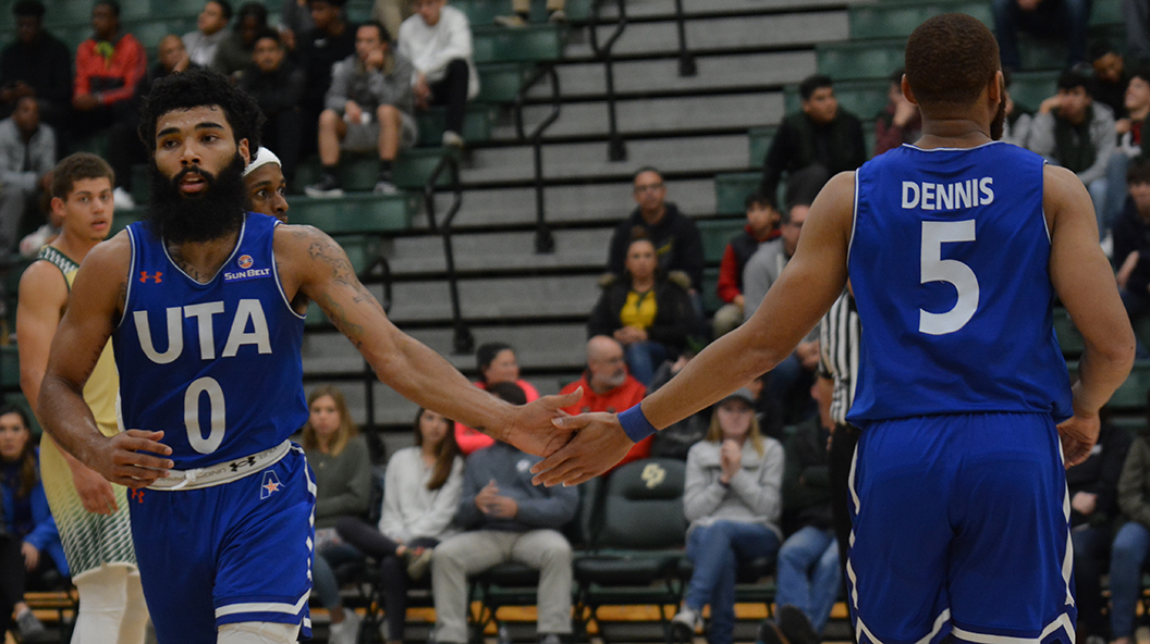 2c06a0d0 UTA Looks For 6th-Straight Win Saturday At Georgia State ...