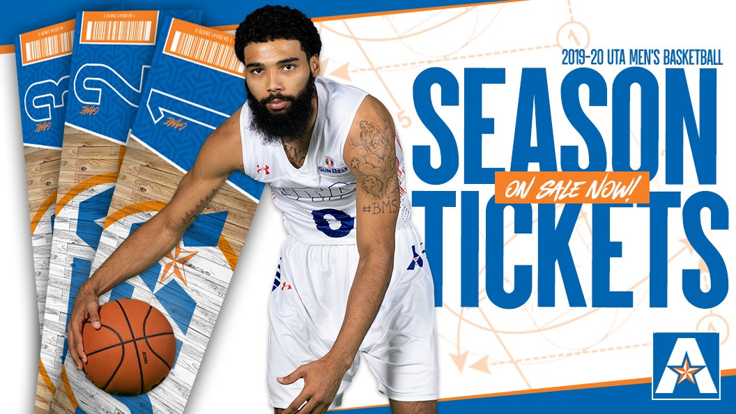 Men's Basketball - University of Texas Arlington Athletics